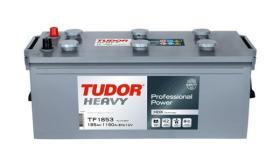 Tudor TF1420 - BATERIA TUDOR POWER-HDX 115AH