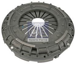 DT Spare Parts 113012 - Maza de embrague