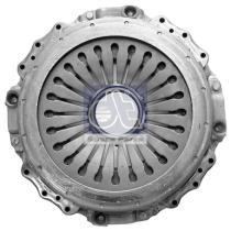DT Spare Parts 113112 - Maza de embrague