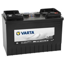 VARTA I4 - BATERIA PROMOTIVE BLACK 12V 110AH 760A