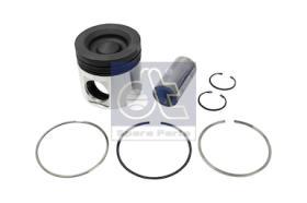 DT Spare Parts 110992 - Camisa de cilindro