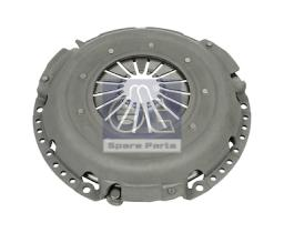 DT Spare Parts 1117051 - Maza de embrague