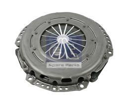 DT Spare Parts 1232000 - Maza de embrague