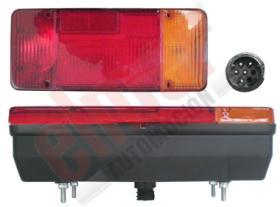 Elmer Automoción 008600 - PILOTO TRASERO DCHO.IVECO 5 FUNCIONES