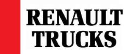 RENAULT TRUCKS 0000190957 - BRIDA