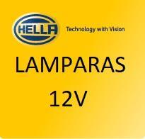 LAMPARAS 12V  HELLA