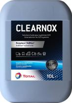 CLEARNOX  Total Lubricantes