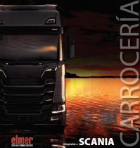 SCANIA CARROCERIA  Elmer Automoción
