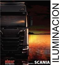 SCANIA ILUMINACION  Elmer Automoción